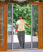 Glide Screen Double Door Screen