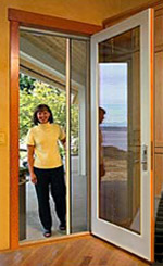 Glide Screen Single Door Screen